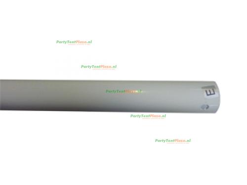 buis lengte: 127 cm met verjonging (32 mm)