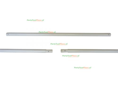 buis lengte: 3.84 m (38 mm)