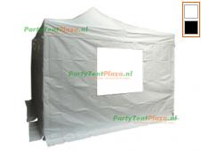 4&nbsp;x&nbsp;4 Easy Up Diamond PVC <br>met&nbsp;zijwanden <br>(brandvertragend&nbsp;certificaat)