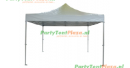 4&nbsp;x&nbsp;4 Easy Up Diamond PVC <br>zonder&nbsp;zijwanden <br>(brandvertragend&nbsp;certificaat)