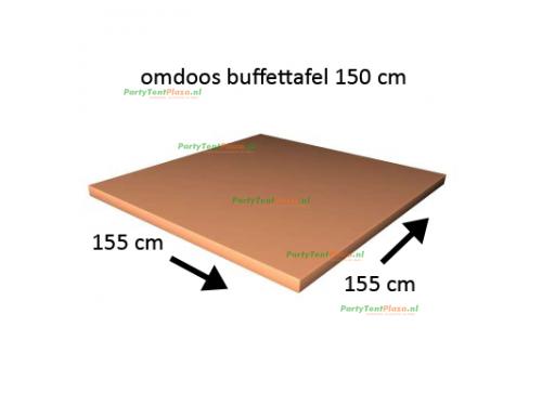 buffettafel rond 150 cm HEAVY DUTY