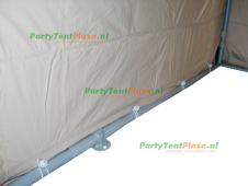 partytent 8 x 4 polyester
