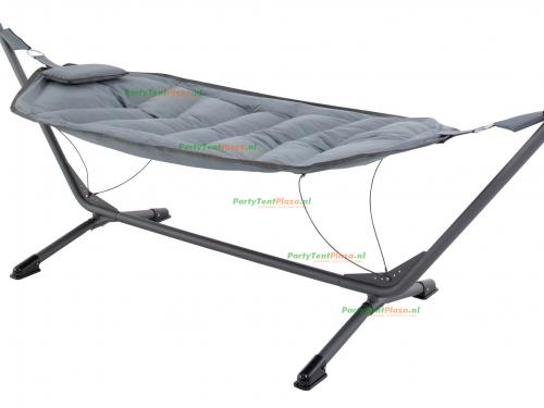 SORARA hangmat met staander - 1 of 2 pers. ligbed