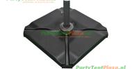 Andere klanten bekeken ook SORARA kunststof parasolvoet 4-delig VULBAAR - 80 kg