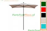 SORARA Porto Parasol  200 x 300 cm INCLUSIEF beschermhoes