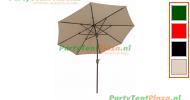 Andere klanten bekeken ook SORARA Faro Parasol Ø330 cm