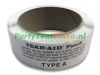 reparatie Tear-Aid Rol 9 m x 3.2 cm