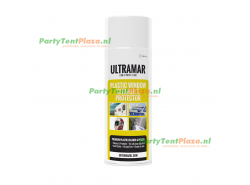 Ultramar plastic window cleaner