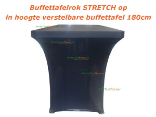 buffettafelrok STRETCH