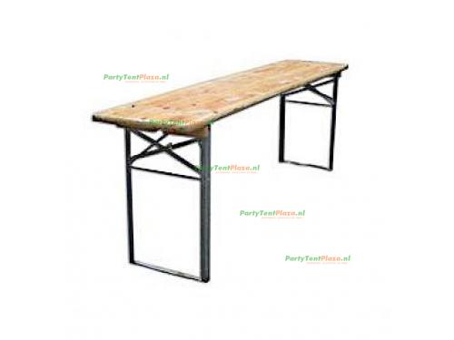 biertafel / feesttafel 70 cm zware kwaliteit