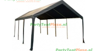 dak partytent 6 x 3 m polyester