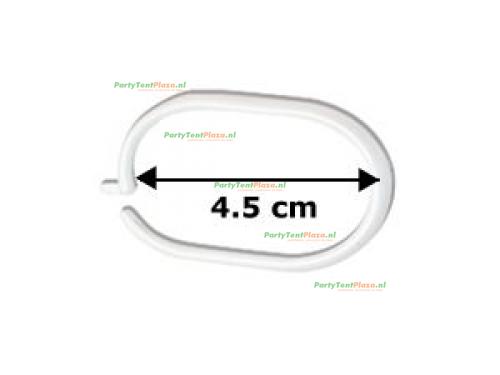 ring kunststof 4,5 cm