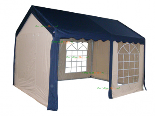 partytent 4 x 4 polyester