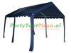 dak partytent 4 x 4 m polyester