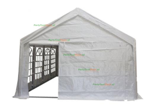 complete set dak en zijwanden partytent 5 x 3 PE