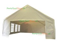 complete set dak en zijwanden partytent 8x6 PE