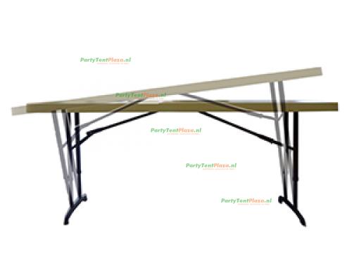 buffettafel 180 cm hoogte verstelbaar