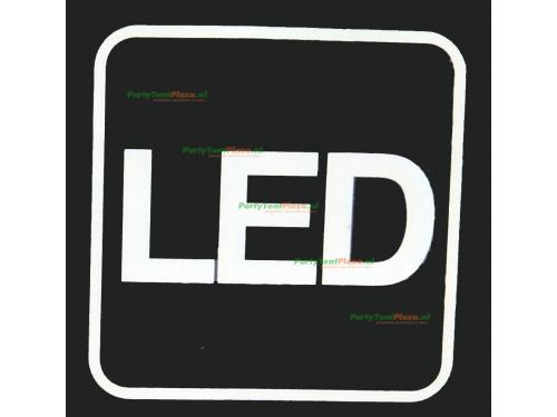 feestverlichting 10 lampen LED