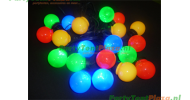 feestverlichting 20 lampen LED
