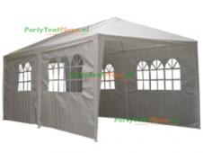 complete set dak en zijwanden partytent 6x3 m