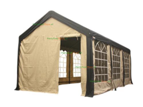complete set dak en zijwanden partytent 6 x 3 polyester