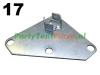 voetplaat Platinum (nr 17)