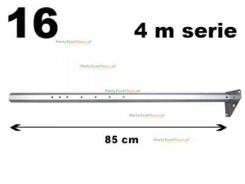 onderste deel staander Platinum (nr 16)