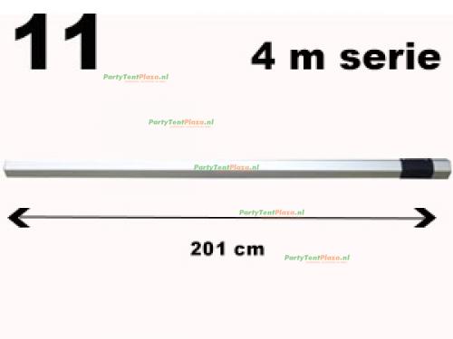 bovenste deel staander Platinum (nr 11)