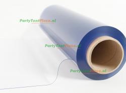 transparant PVC raamfolie