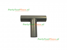 koppelstuk T - recht tbv partytent PVC Business