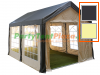 partytent 4 x 3 polyester