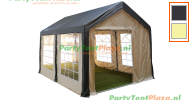 partytent 4x3 polyester