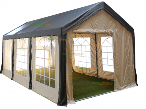 partytent 6 x 3 polyester