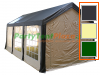 partytent 6 x 4 polyester