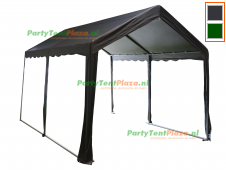 dak partytent 4 x 3 m polyester