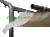 regengoot / verbindingsgoot PVC op rol