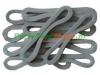 tentring / tent-elastiek rubber 8 cm