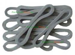 tentring / tent-elastiek rubber 8cm