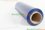 transparant PVC raamfolie  *Super* (137 cm x 0,50 mm)