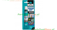 Bison kit transparant tube