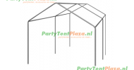 partytent frame 4m breed