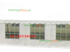 partytent 12 x 6 PVC *brandvertragend*