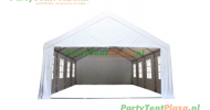 partytent 8 x 5 PVC Business *brandvertragend*