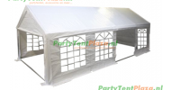 partytent 8 x 4 PVC Business *brandvertragend*
