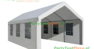 partytent 6 x 4 PVC Business *brandvertragend*