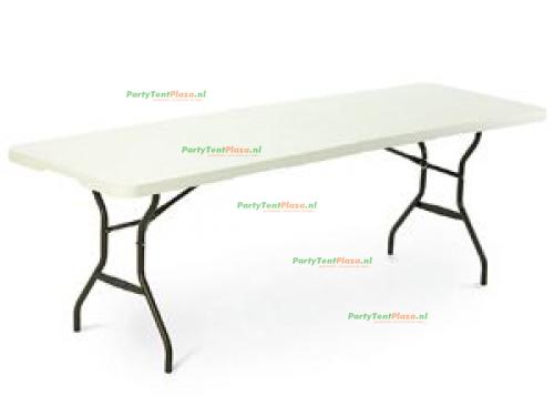 buffettafel 242 cm opklapbaar