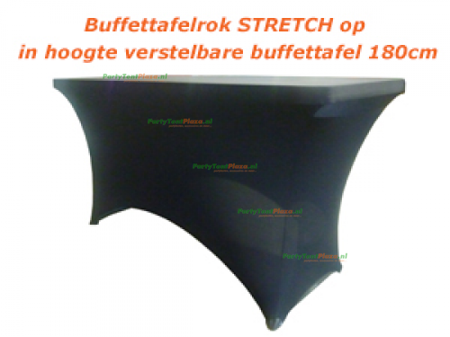buffettafelrok STRETCH
