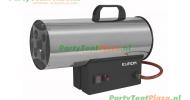 heteluchtkanon / gasheater 15000 W (Eurom HK 15)