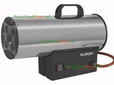 heteluchtkanon / gasheater 15000 W (Eurom HKG-15)