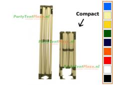 3x3 Easy Up Compact <br>inclusiefzijwanden